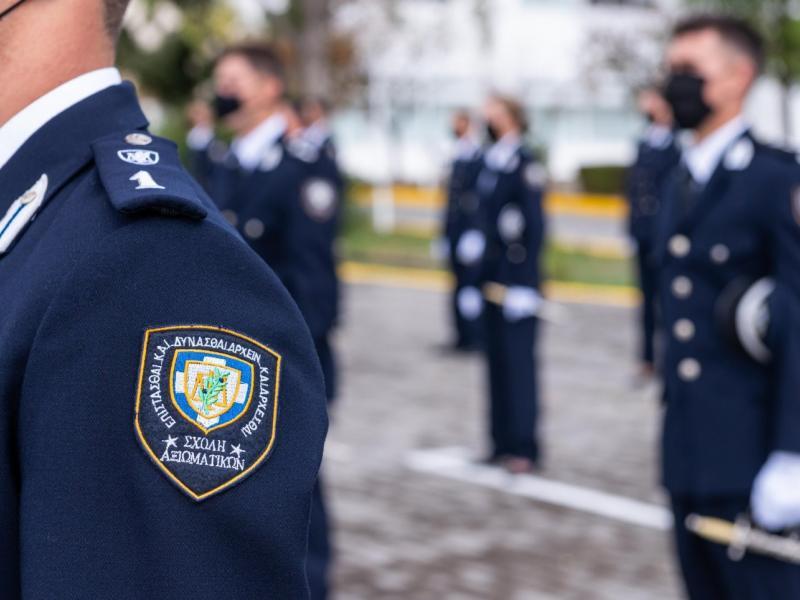 Πανελλαδικές 2021: Ο αριθμός εισακτέων στις Σχολές Αστυφυλάκων και Αξιωματικών